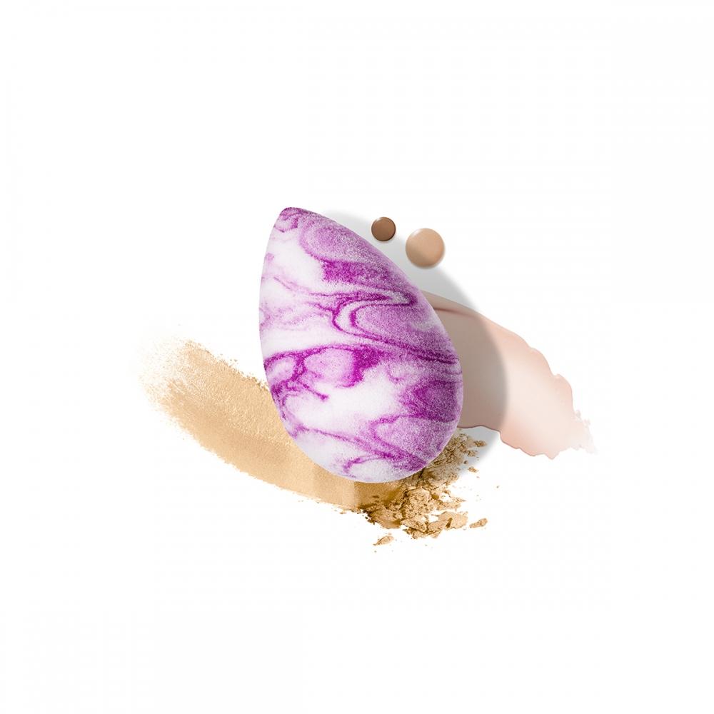 beautyblender violet swirl