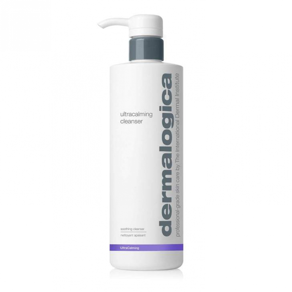 ultracalming cleanser очищающий гель-крем