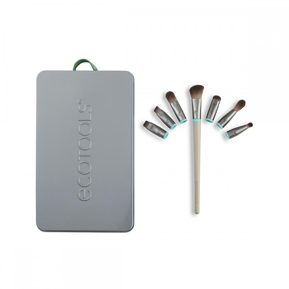 EcoTools Interchangeables Total Renewal Eye Kit göz makiyajı dəsti